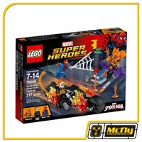 Lego 76058 Super heroes Spider man